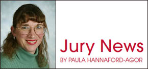 Jury News logo